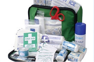 First Aid Kits / Safety Clothing