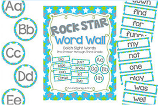 Bundled Wall Charts
